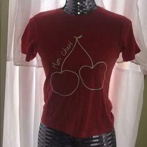 Top shop graphic T-shirt